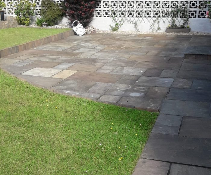 Slabs Cleaning Tullibody Before