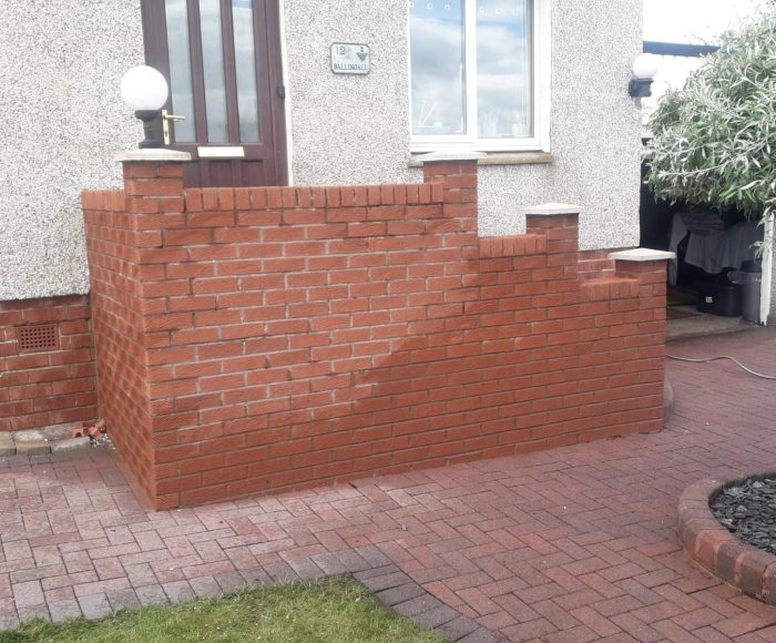 External Stairs After