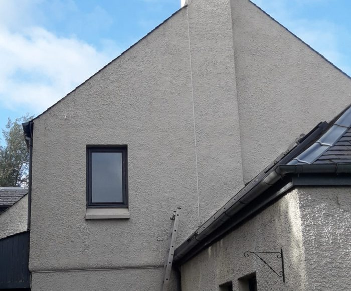 Roughcast Cleaning Linlithgow After